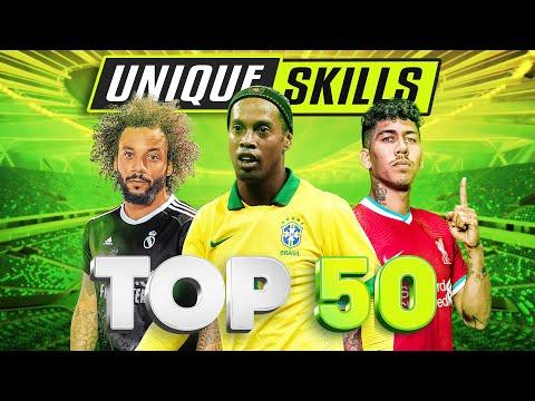 Top 50+ Unique & Original Football Skills