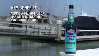 Marine Fuel Treatment