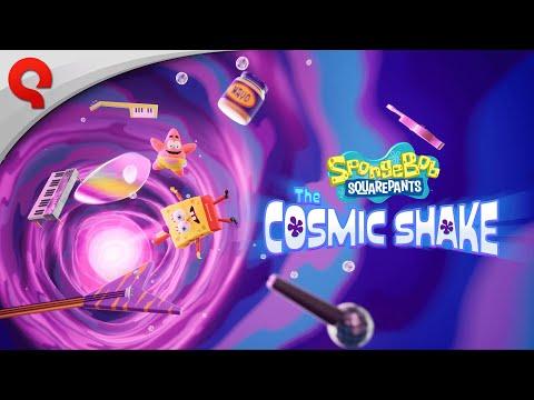 《海綿寶寶:宇宙大震撼》遊戲首度公開