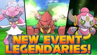 Hoopa  - (Pokémon) - Pokémon X and Y - New Event Legendary Pokémon: Diancie, Hoopa and Volcanion