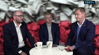 Rozmowa polityczna przy herbatce: Paweł Skutecki ( Konfederacja) vs Wojciech Zabłocki ( PIS