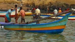 Fishing Boats, Kanyakumari,Tamilnadu