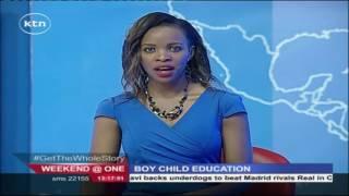 Teachers service commission starts a boy child education campaign