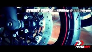 First Look : Daytona 675 & Street Triple 675 : PowerDrift