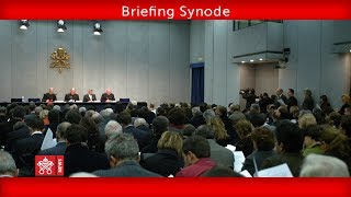 Briefing Synode 2018-10-27