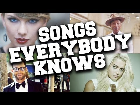 Top 100 Songs Everybody Knows The Lyrics To