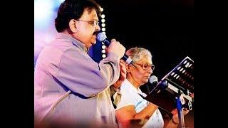 Kanne Pillavani Live | SPB & S Janaki | MSV Felicitation