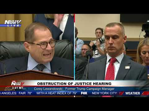 Total Chaos: President Trump Impeachment Hearing Goes Off The Rails -Video
