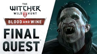 The Witcher 3: Wild Hunt - Blood and Wine video