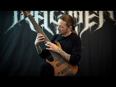 FIRST FRAGMENT - GULA (Fretless Bass Playthrough) by Dominic ''Forest'' Lapointe online metal music video by FIRST FRAGMENT