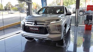 2020 Mitsubishi Pajero/Montero Sport In Depth Tour Interior and Exterior