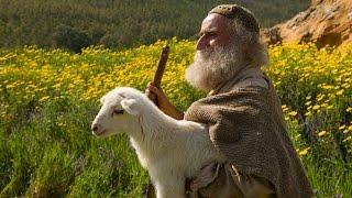 Иисус рассказывает притчу о потерянной овце