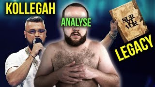 KOLLEGAH   Legacy I ANALYSE I (Official Backpfeifen HD Video)