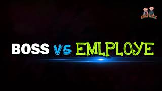 BOSS vs EMPLOYEE | TROLL | MEMES | FALTUZZ