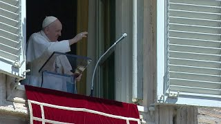 Papa Francesc: Joves, no deixeu sols els ancians