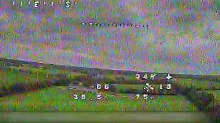 FPV 5inch quad video loss behind objects