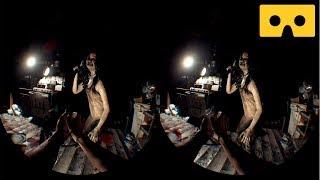 Resident Evil 7:Kitchen Demo [PS VR] - VR SBS 3D Video