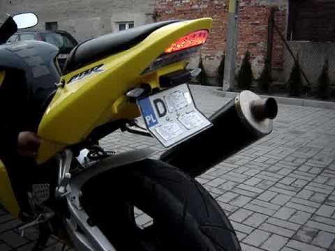 Składana tablica rejestracyjna motocykla