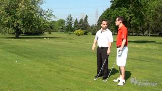 preview picture of video 'Golf de Brossard'