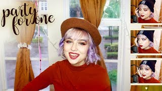 CARLY RAE JEPSEN   PARTY FOR ONE COVER