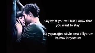 Skylar Grey  I Know You (Fifty Shades Of Grey) Türkçe Altyazı (Turkish English Sub.) HD