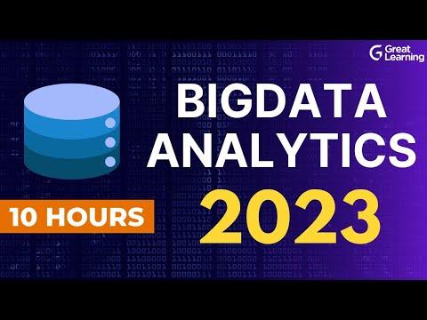Big Data Analytics Full Course In 10 Hours | Big Data Hadoop Tutorial | Hadoop | Great Learning