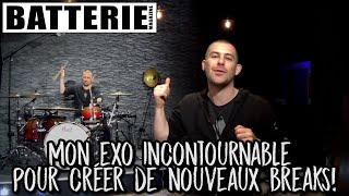 Nouvelle vidéo ! :Mon exo incontournable pour créer de nouveaux breaks!
