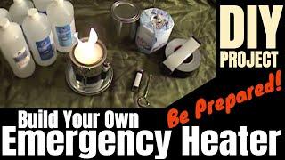 Build an Emergency Heater
