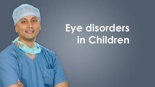 Eye Disorders in Children, English