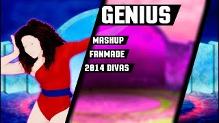 Genius - LSD - Mashup - Just Dance - FanMade