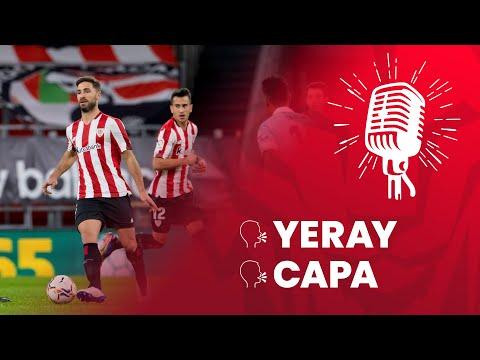 🎙 Yeray Alvarez & Ander Capa | post Athletic Club 0-2 RC Celta | J12 LaLiga 2020-21