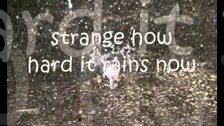 Rain - Patty Griffin - Lyrics