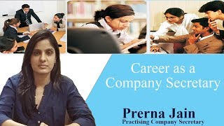 Career as a Company Secretary | Commerce | Career Counselling