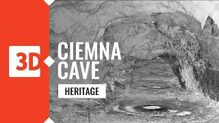Ciemna Cave – 3D laser scanning and point cloud proccesing