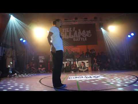 Till I Collapse Battle 2017 |Judge Demo Popping SamSam France