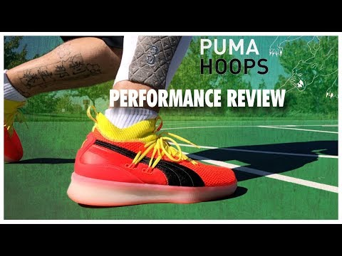 PUMA Clyde Hardwood Performance Review