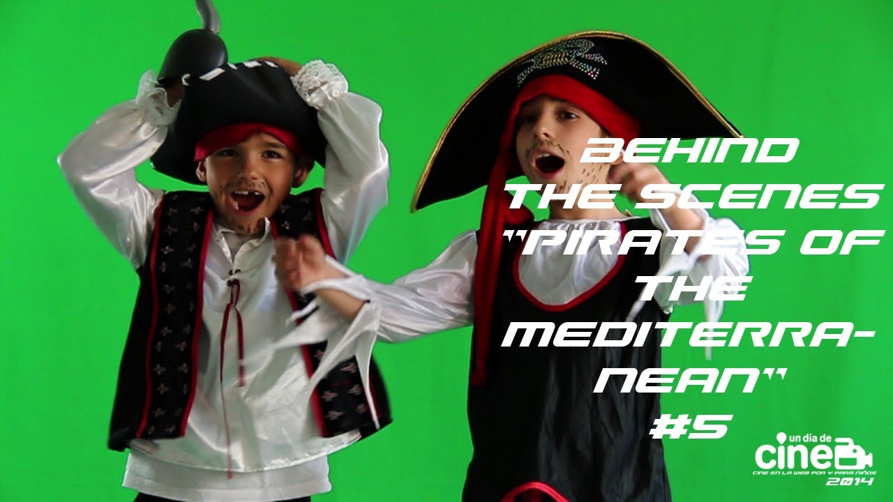 "Behind the Scenes of ""Pirates of the Mediterranean"" #5"