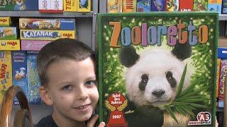 Zooloretto (ABACUSSPIELE) - ab 8 Jahre - mit ausführlicher Regelerklärung + gameplay