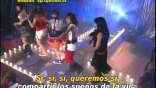 Atrévete A Soñar - Las Populares - Fiesta (Video Oficial)
