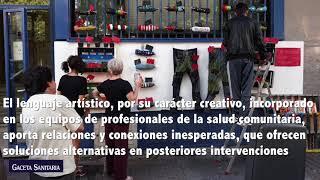 Batas Nómadas en Madrid Salud: el arte y los artistas en equipos profesionales de salud comunitaria