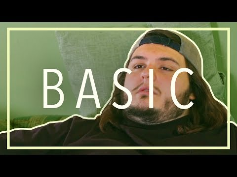 guys who like basic things