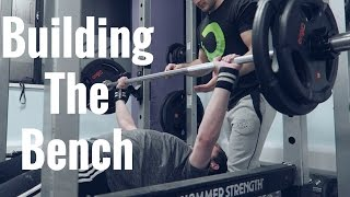 Building The Bench Press....The Road To 100kg