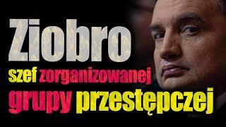 Zbigniew Ziobro, szef najgroźniejszej zorganizowanej grupy przestępczej w Polsce. Jan Piński