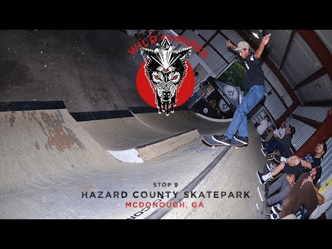 Stop #9 Volcom's Wild in the Parks - Hazard County Skatepark