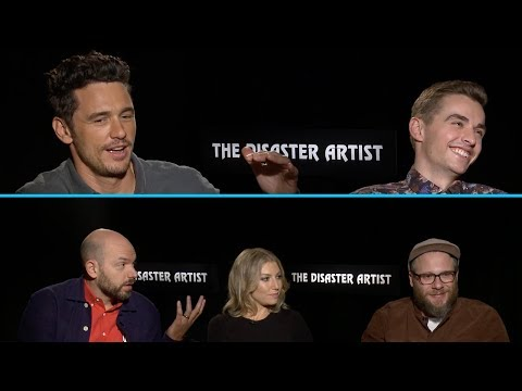 The Disaster Artist (Featurette 'Cast Discuss the Puzzling Nature')