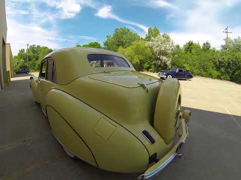 Video of '41 Lincoln Continental - $39,900.00 - NSTR