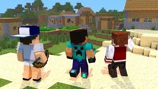 Minecraft: PARAÍSO - #110 ENCONTRAMOS A VILA!