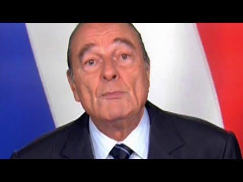 Le 11 mars 2007, Jacques Chirac donnait sa dernière allocution comme président de la République Le 11 mars 2007, Jacques Chirac donnait sa dernière allocution comme président de la République