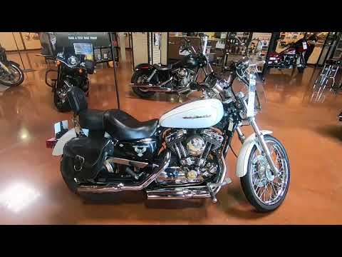 2007 Harley-Davidson Sportster 1200 Custom XL122C