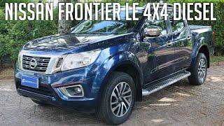 Avaliação: Nissan Frontier LE 4x4 Diesel 2020